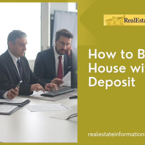 Here is How you can Buy a House with No Deposit
